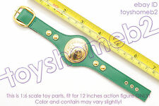 1:6 scale STORM COLLECTION TOYS Mike Tyson CHAMPIONSHIP BELT