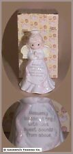 Precious Moments Angel Bell 1995 #816620 New Heavenly Blessings Ring with Love