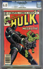 Incredible Hulk #275 CGC 6.0 FN Universal CGC #1026519007