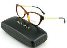 NEW Genuine VERSACE Havana Gold EyeGlasses Frame Glasses VE 3236 5217 54 mm