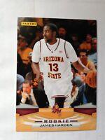 James Harden basketball Rookie card