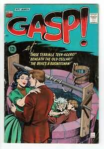 ACG Gasp - No 1 - 1967 - SCARCE IN UK!