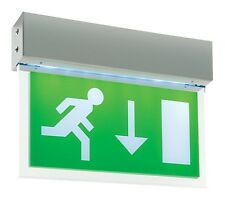 5x LED vert d'urgence (Mackw LGD250B) L'éclairage de secours