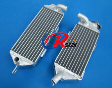For KAWASAKI KX250 KX 250 1988 1989 88 89 aluminum radiator
