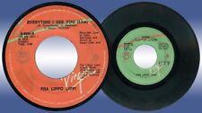 Philippines FRA LIPPO LIPPI Angel 45 rpm Record