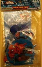 Spider-Man Party Favor Pack Marvel Ultimate Spider-Man 20 Count Hallmark NIP