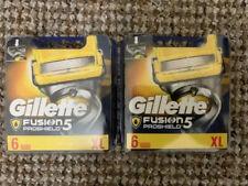 2 x Gillette Fusion5 ProShield Razor Blades 6 Pack XL