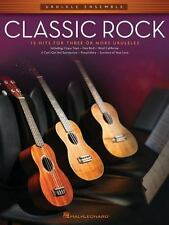Classic Rock - Ukulele Ensemble Series (Mid-Intermediate), , Very Good Book