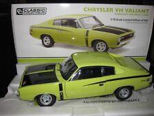 1/18 CLASSIC CHRYSLER CHARGER R/T E49 SMALL TANK HEMI LIMELIGHT #18646 LTD ED