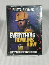 Busta Rhymes - Everything Remains Raw: Live In Concert (DVD, 2004)