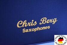Sopran Saxophone Saxophon saxófono,saxophone,saxofon Sopran Berg Germany