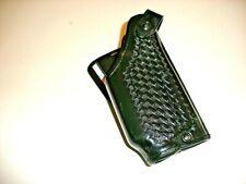 SafariLand 6280-837 Glock 17 22  Light Black Holster Basket Weave Hard Case