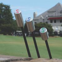 Superspeed Golf Men's Golf Swing Training System 3 Piece Club Set Super Speed