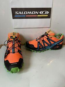 Salomon SpeedCross 3 Sneakers/Trainers/Shoes Size UK 12 EU 47