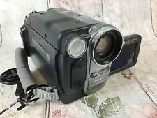 Sony Handycam DCR-TRV270E Digital 8 Video Camera Uses 8mm Tapes Working