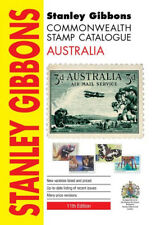 STANLEY GIBBONS 2018 AUSTRALIA & COLONIES STAMP CATALOGUE 11th Edition **COLOUR*