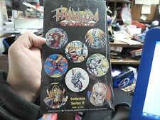 Pogs/Milkcaps/Cutouts/ Rare Sealed 1994 Phantom Force Series Ii