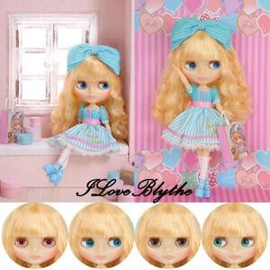 "Takara CWC Exclusive Neo Blythe doll ""Hello Again Junie Moonie Cutie"""