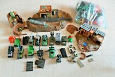 Vintage Large Lot Jurassic Park Lost World Playsets Matchbox Microverse