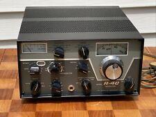 Drake R-4C Ham Radio Receiver