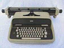 RARE, Working, Vintage IBM Model C Statistical Tabulator Electric Typewriter