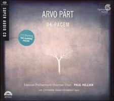ARVO PÄRT - Da Pacem