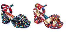 Irregular Choice Love Child High Heel Platforms Sandals Shoes - 2 Colours