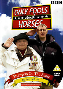 Only Fools and Horses - Strangers On The Shore -Rare DVD Aus Stock -Excellent
