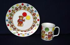 Vintage 1984 Lucy Rigg Mug & Plate Enesco Imports Lucy & Me Japan Giftware Good