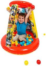 NEW BLAZE AND THE MONSTER MACHINES KID BALL PIT FUN HOUSE BOY  CASTLE