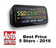 CHEETAH C550 GPS SPEED CAMERA DETECTOR, SPEED TRAP, RED LIGHT CAMERA