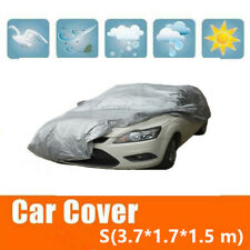Small Size S Full Car Cover UV Protection Outdoor Indoor Breathable Waterproof