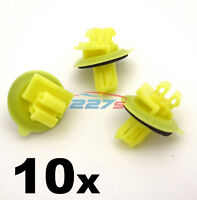 10x Toyota Land Cruiser Prado Exterior Side Moulding Trim Clips- 75882-60010