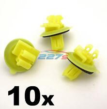 10x TOYOTA LAND CRUISER PRADO lato esterno stampaggio tagliare clip - 75882-60010