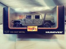Hummer Humvee, Sand - Maisto 31974 - 1/27 Scale Diecast Model Toy Car