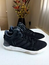 Adidas AW3950 Men's Cloudfoam Revival Mid Shoes Adidas Neo GreyGreyCore Black
