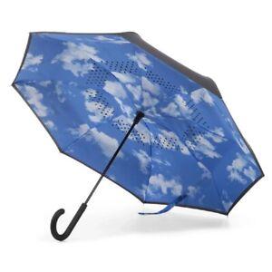 Totes InBrella Reverse Close Umbrella - 0901