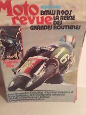 moto revue n2165 21/3/74 essai bmw r 90s  shortster  harley  daytona daytona