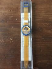 Vintage Swatch Parma - italian soccer Team - Quartz - Made in Swiss