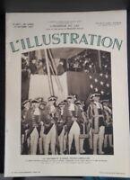 Revista Dibujada L Semanal Ilustración N º 4937 DE Desconocida La Lac 1937 ABE