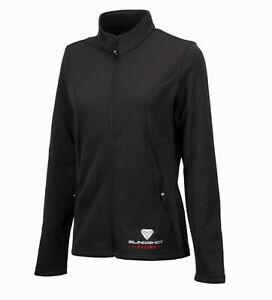 Polaris Slingshot Womens Riders Jacket Racing Zip Black Size 2XL