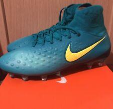 Mens Nike Magista Orden FG Sock Football Boots Size 6.5 Uk Green Fit Like 6
