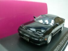 WOW EXTREMELY RARE Toyota 1987 Celica ST162 2.0 GT-R RHD Black 1:43 Aoshima-DISM