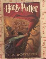 As NEW; FINE.  Book 2 (US) - Harry Potter And The Chamber Of Secrets