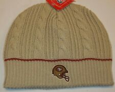 San Francisco 49ers Knit NFL Hat by Reebok - OSFA - New