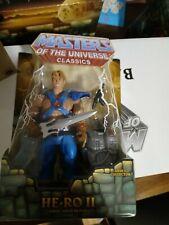 Motu Classics He-ro II Masters of The Universe He-ro 2 Matty Son of He-Man motuc