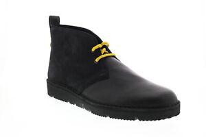 Clarks Desert Boot 2.0 non spécifié pour hommes en cuir noir
