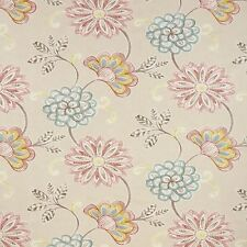 Sarasa Multi - By iliv Floral Design Fabric - Selling per metre off the roll