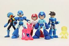 Megaman Rockman 66 action Dash X Battle Network Classic 5 figure set Bandai