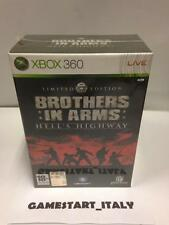 BROTHERS IN ARMS HELL'S HIGHWAY LIMITED EDITION - XBOX 360 - NUOVA NEW